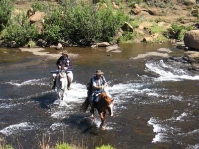 Fly Fishing trek up the Bokspruit